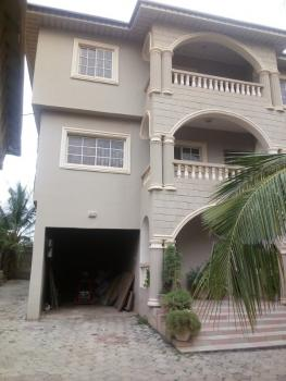 for Sale 2  Story Building of 4 Bedroom and 3 Bedroom Apartment with 3 Toilets, All Tiles, Paved Compound with Security Guard, Olasope Dada Crescent Ijapo, Akure, Ondo, House for Sale