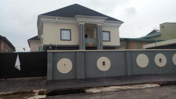 Newly Built & Spacious One 5 Bedroom Fully Detached Duplex + Bq, Phase 1,  Isheri, Gra, Magodo, Lagos, Detached Duplex for Sale