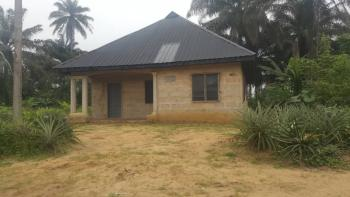 Well Located Uncompleted 3 Bedroom Detached Bungalow, Off Naurid Polytechnic Road, Afaha Nsit, Etinan, Akwa Ibom, Detached Bungalow for Sale