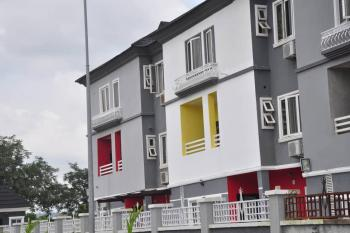 Quintessential Finished & Top Notch 4 Bedroom Terrace Duplex with Servant Quarters, Near Turkish Hospital, Behind Citec, Jabi, Abuja, Terraced Duplex for Sale