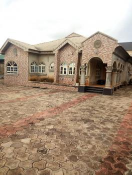 Very Superb 4 Bedroom Flats on 750sq  Fenced Gate Interlocking Compound, Pop Ceiling, Aboru, Iyana Ipaja, Ipaja, Lagos, Detached Bungalow for Sale
