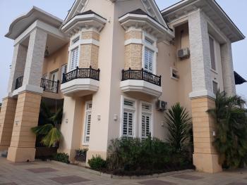 Lavishly Furnished & Fully Serviced 6 Bedroom Mansion Duplex with Servant Quarters, Maitama District, Abuja, Detached Duplex for Rent