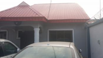 Luxury 3 Bedroom Fully Detached Bungalow for Rent, Crown Street,  Isolo-egbe Road, Behind Zenith Bank, Oke Afa, Isolo, Lagos, Flat for Rent