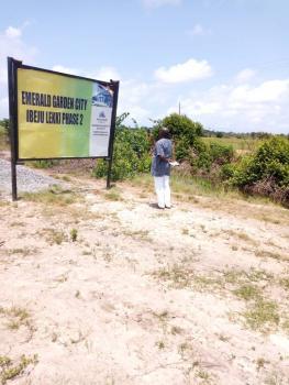 Plots of Land at Emerald Garden City Estate (phase 2), Ikegun, Ibeju Lekki, Lagos, Mixed-use Land for Sale