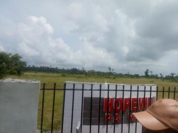 Hopewell Park Estate, Ogogoro, Ibeju Lekki, Lagos, Residential Land for Sale
