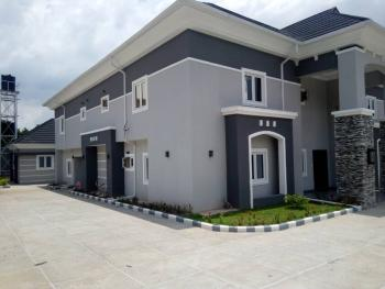 6 Bedroom Detached Duplex with 7 Toilets on Over 2000sqm Land, No Swimming Pool But Provision for Swimming Pool Is Made, Asokoro District, Abuja, Detached Duplex for Sale