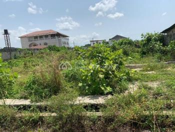 Ideal Land, Measuring 1200sqm for Shopping Mall Or Commercial, Opposite Aa Rescue, Osapa, Lekki, Lagos, Commercial Land for Sale