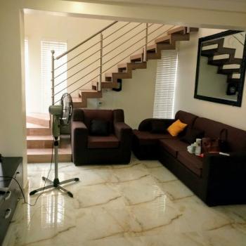 Luxury 2 Bedroom Duplex, Off Allen Avenue, Allen, Ikeja, Lagos, Terraced Duplex Short Let
