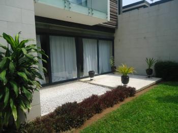 Luxury 4 Bedroom Terrace Duplex with 2 Room Bq and Excellent Facilities, Old Ikoyi, Ikoyi, Lagos, Terraced Duplex Short Let