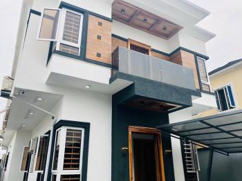 Tastefully and Luxury Finished 5 Bedroom Fully Detached House with 20kva Generator, 5 Kva Solar and Inverter, Osapa, Lekki, Lagos, Detached Duplex for Sale