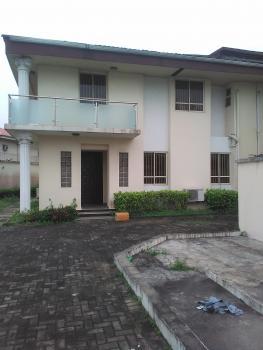 Luxury 4 Bedroom Semi Detached House, Osborne Estate, Osborne, Ikoyi, Lagos, Semi-detached Duplex for Rent