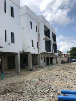 Luxury 5 Bedrooms Semidetached with Bq, Osapa, Lekki, Lagos, Semi-detached Duplex for Sale