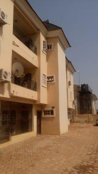 2 Bedroom Flat Furnished with Ac, By American International School, Durumi, Abuja, Flat for Rent