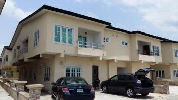 4 Bedroom Well Finished Semi Detached House, Abraham Adesanya Roundabout, Phase 2, Lekki Gardens Estate, Ajah, Lagos, House for Rent