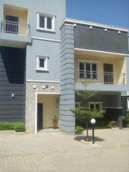 a Tastefully Finished Brand New 5 Bedroom Fully Detached Duplex with 1 Room Bq, By Wuse2 Bridge., Mabuchi, Abuja, Detached Duplex for Rent
