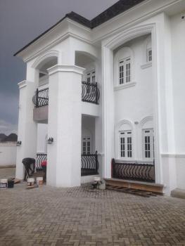 5 Bedroom Fully Detached Duplex with a 2 Bedroom Bq, Efab Metropolis, Gwarinpa Express, Gwarinpa, Abuja, Detached Duplex for Sale
