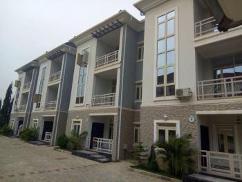 Exquisite Built 5 Bedroom Terraced Duplex, Legislative Quarters, Apo, Abuja, Terraced Duplex for Sale