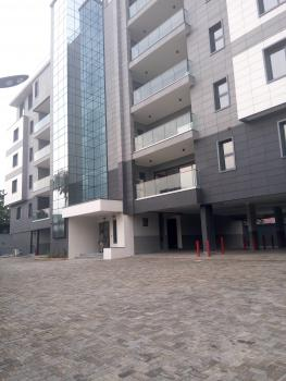 Newly Built 8 Units of 3 Bedroom Serviced Apartment with a Room Servant Quarters, Fitted Kitchen, Swimming Pool, Etc, Mojisola Onikoyi Estate, Ikoyi, Lagos, Flat for Rent