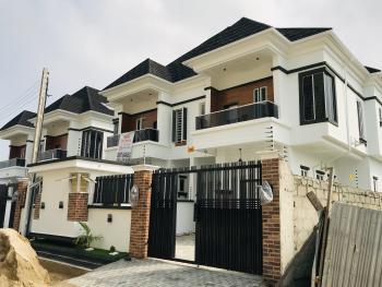 Luxury 4 Bedroom Semi Detached House with a Room Bq, Ikate Elegushi, Lekki, Lagos, Semi-detached Duplex for Sale