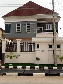 4 Bedroom Duplex with a Bq in a Very Nice Environ, Chevron Alternative Route, Chevy View Estate, Lekki, Lagos, Detached Duplex for Sale