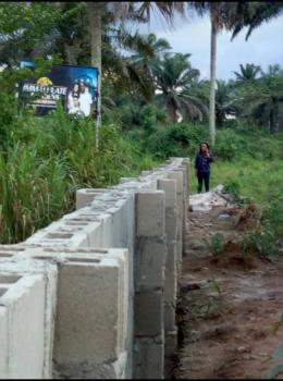 Dry Land,  Buy 3 Plots Get 1 Free, Near Omagwa International Airport, Bonny, Rivers, Residential Land for Sale
