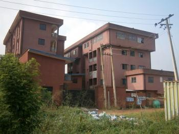 Hostel of 80 Rooms En Suite on Twin Building of 2 and 3 Storey, Behind Uniben, Esan North-east, Edo, House for Sale