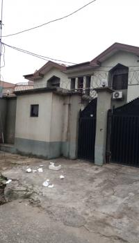 2 Units of 3 Bedroom Flats, 33, Abisogun Height Street, Behinde Excellent Hotel, Ogba, Ikeja, Lagos, Flat for Rent