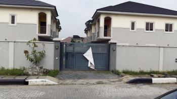 Vacant 4 Bedroom Terrace Houses, Atlantic View Estate, Off Alpha Beach Road, Igbo Efon, Lekki, Lagos, Terraced Duplex for Sale