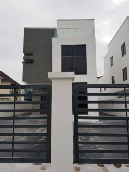 a Master Piece 5 Bedroom Detached House + Bq, Pinnock Beach Estate, Osapa, Lekki, Lagos, Detached Duplex for Sale
