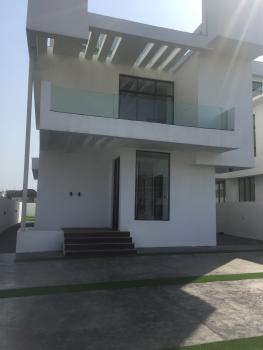 Contemporary 5 Bedroom Detached House + Swimming Pool, Pinnock Beach Estate, Osapa, Lekki, Lagos, Detached Duplex for Sale