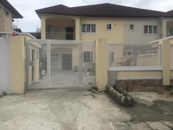 Brand New 2 Units of 5 Bedroom Semi Detached Duplexes with Self Compound Suitable for Commercial Or Residential, Along The Road, Palace Road, Oniru, Victoria Island (vi), Lagos, Semi-detached Duplex for Sale