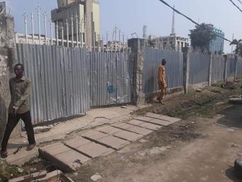 Bare Land Measuring 4000sqm on a Corner Piece, Adeola Odeku, Victoria Island (vi), Lagos, Land for Sale