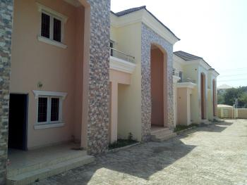 Tastefully Finished 4 Bedroom Terraced House, Durumi, Abuja, Terraced Duplex for Rent