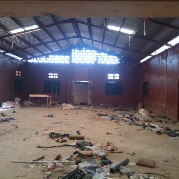 Factory/warehouse Suitable for Event Centre Or Church Purpose, Ait Road, Alagbado, Oke-odo, Lagos, Warehouse for Sale