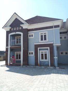 Exquisitely Designed & Distinctly Built 4 Bedroom Semi Detached Duplex with Servant Quarters, Aliyu Modibbo Avenue, Guzape District, Abuja, Semi-detached Duplex for Sale