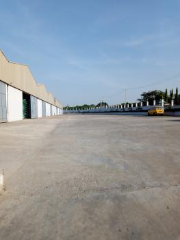 780sqm Warehouse with En Suites Office Space, Off Idris Gidado Way, Idu Industrial, Abuja, Warehouse for Rent