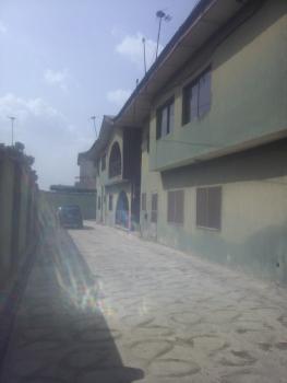 Neat Block of Flats, Near Ojudu Estate, Berger, Morgan Estate, Ojodu, Lagos, Flat for Sale