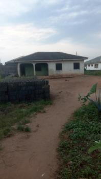 a Corner Piece Full Plot of Land with a Setback 2 Bedroom Bungalow 3t/3b; a Shop & Ample Space for Development, Bola Okediya Street, Oke Oko, Ojigo, Ogun, Detached Bungalow for Sale