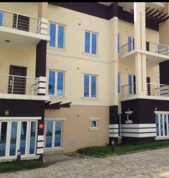4 Bedroom  Terrace Duplex, with Attached Bq Parking, Asokoro District, Abuja, Terraced Duplex for Sale