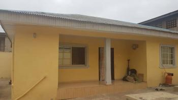 3 Bedroom Bungalow + a Room Self Contained, Sabo, Muslim Pry Sch Area, Ijebu Ode, Ogun, Detached Bungalow for Sale