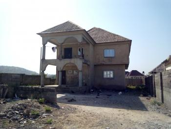 Distress Sale;  a Spacious 4 Bedroom Detached Duplex, Access By 69 Road Or Godab Estate Road, Kafe Gardens, Life Camp Extension, Kafe, Abuja, Detached Duplex for Sale