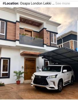 5 Bedroom Fully Detached Duplex, Osapa, Lekki, Lagos, Flat for Sale