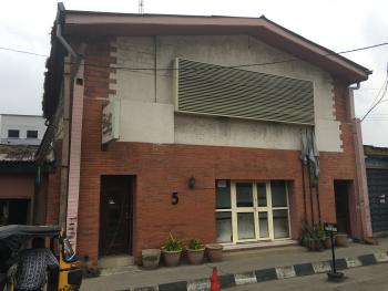 Commercial Building, Odunlami Street, Marina, Lagos Island, Lagos, Office Space for Rent