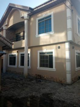 Two Rooms in a Four Bedroom Apartment (b) - Available Daily, 2 Nicole Balogun Street, Behind Redoak Furniture, Igbo Efon, Lekki, Lagos, Detached Duplex Short Let