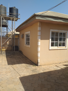 a Sufficient Self Contained, Lokogoma District, Abuja, Semi-detached Bungalow for Rent