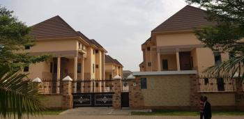 Newly Built 5 Bedroom House with Pent House, By Jabi Lake, Shoprite, Jabi, Abuja, Detached Duplex for Sale