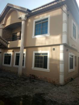 One Room in a Four Bedroom Apartment (b) - Available Weekly, 2 Nicole Balogun Street, Behind Redoak Furniture, Igbo Efon, Lekki, Lagos, Detached Duplex Short Let