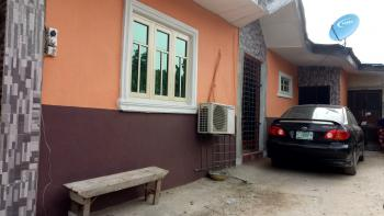 Lovely Single Room Self Contained in a Bungalow, Iwaya, Yaba, Lagos, Mini Flat for Rent