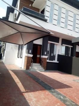 Luxury 4 Bedroom Semi Detached Duplex with Bq, Chevron, Chevy View Estate, Lekki, Lagos, Semi-detached Duplex for Sale