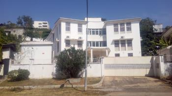 6 Bedroom Serviced Ambassadorial Duplex with 2 Bedroom Chalet, Ideally for Embassy, Ngo, Corporate Organization, Maitama District, Abuja, House for Rent